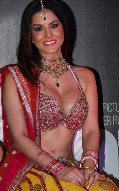 Sunney Leone at Laila Teri Le Legi Song Launch