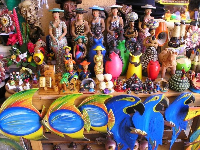 Adesivos De Natal Unhas ~ SERGIPE EM FOTOS Artesanato Sergipano no Mercado Municipal de Aracaju