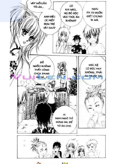 Công chúa của tôi Chapter 7 - Trang 100