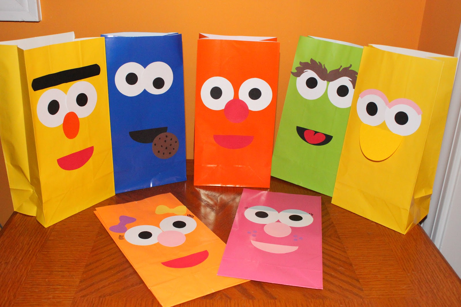Dream Makers Party Planners and Party Supplies: Sesame Street Party