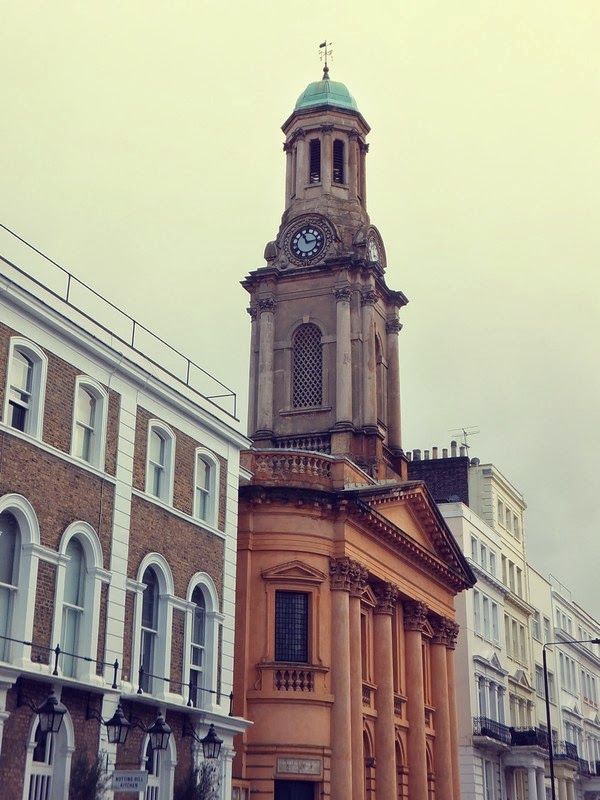 Londres London Notting Hill