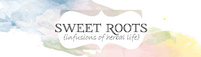 Sweet Roots {Infusions of Herbal Living}