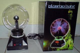 Lampu Proyektor Unik Plasma Medium