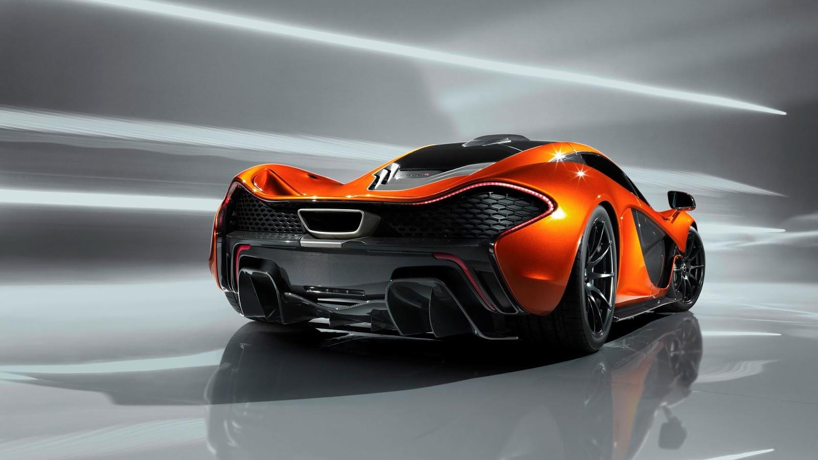 2014 McLaren P1 Photos