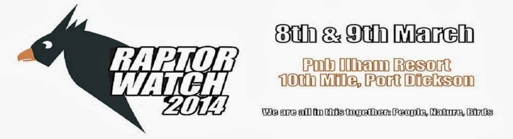 Malaysia Raptor Watch 2014