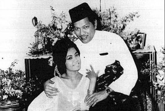 P Ramlee dan Saloma Dalam Kenangan