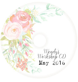 WENDY'S WORKSHOP MAY 2016 £8.00
