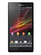 Price of Sony Xperia Z