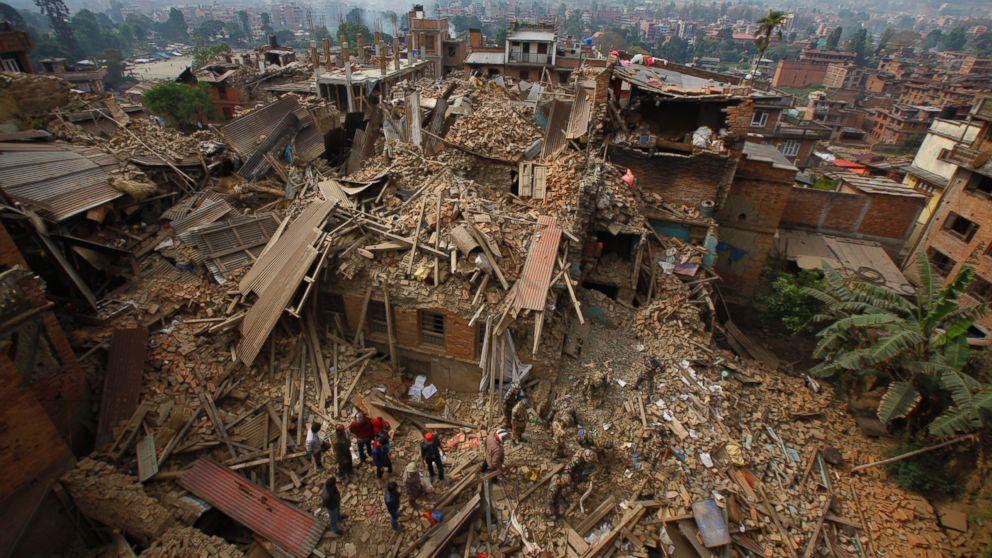 Nepal Earthquake 2015 Data Analysis Part 2