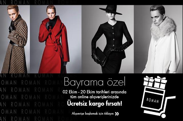 Roman 2013 Mont ve Kaban Modelleri