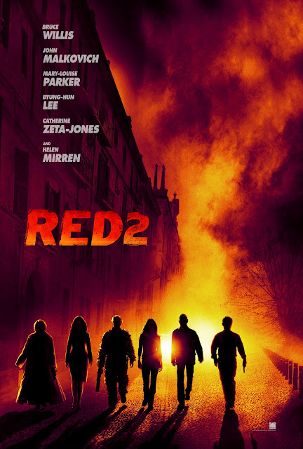 Red 2 (2013) - Official Poster
