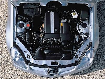 World automotive center mercedes benz slk 200 kompressor for Mercedes benz kompressor engine
