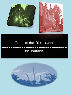 ~Guest Post~ Order of the Dimensions by Irene Helenowski