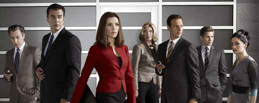 The Good Wife, una serie CBS de Michelle King y Robert King