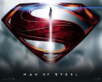"Walpaper Film ""Man Of Steel"""