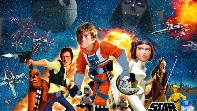 Jon Lasseter Pixar Star Wars Lucasfilm
