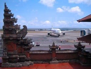 airports in Bali