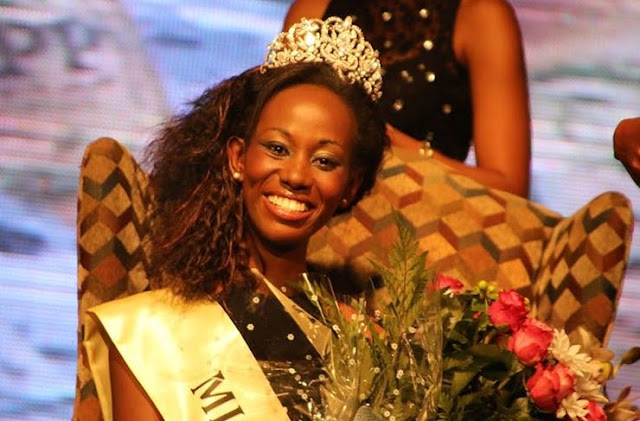 Miss World Kenya 2013 winner Sherry Wangui Gitonga