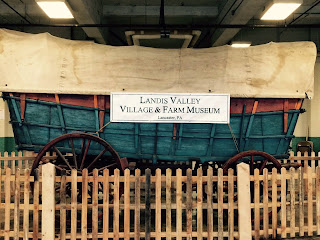 Landis_Valley_Conestoga_Wagon_at_2016_Farm_Show