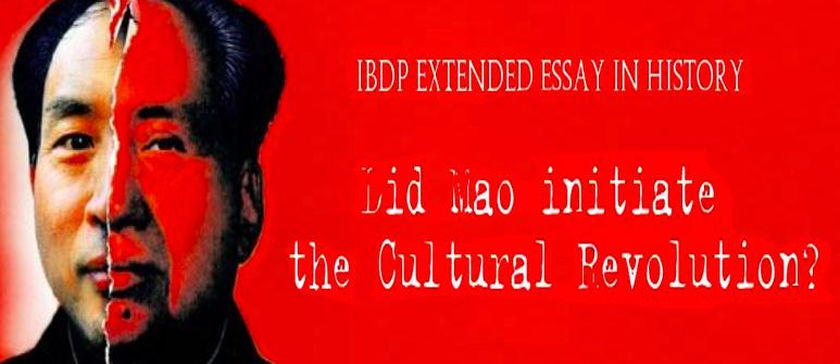 cultural revolution mao essay