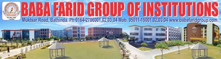 Baba Farid Group of Institutions