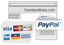 Compra segura con Paypal, no necesitas tener cuenta con ellos para comprar