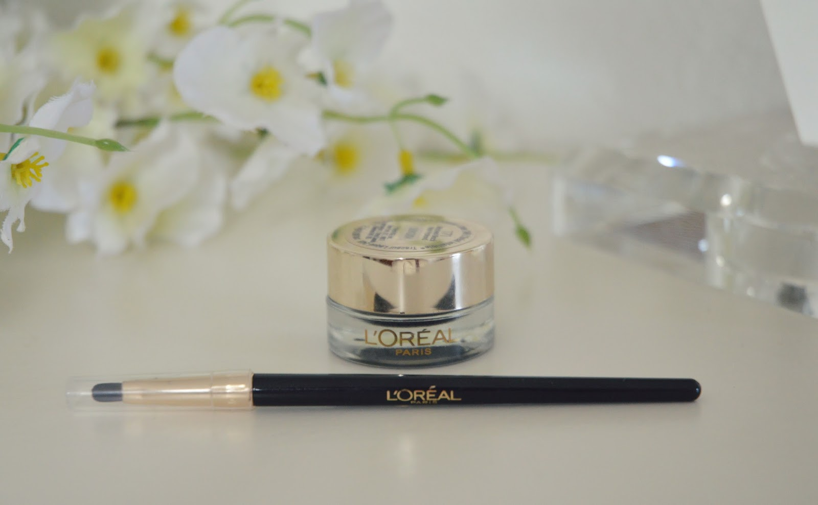 Loreal Infallible Gel Lacquer Liner: Blackest Black