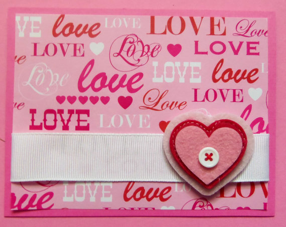I love you greeting cards for wife valentines day m4hsunfo
