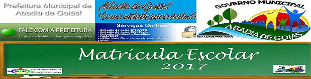 Prefeitura Municipal de Abadia de Goiás