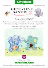 Love at First CLINK by Genevieve Santos