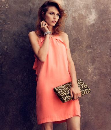 H&M vestido
