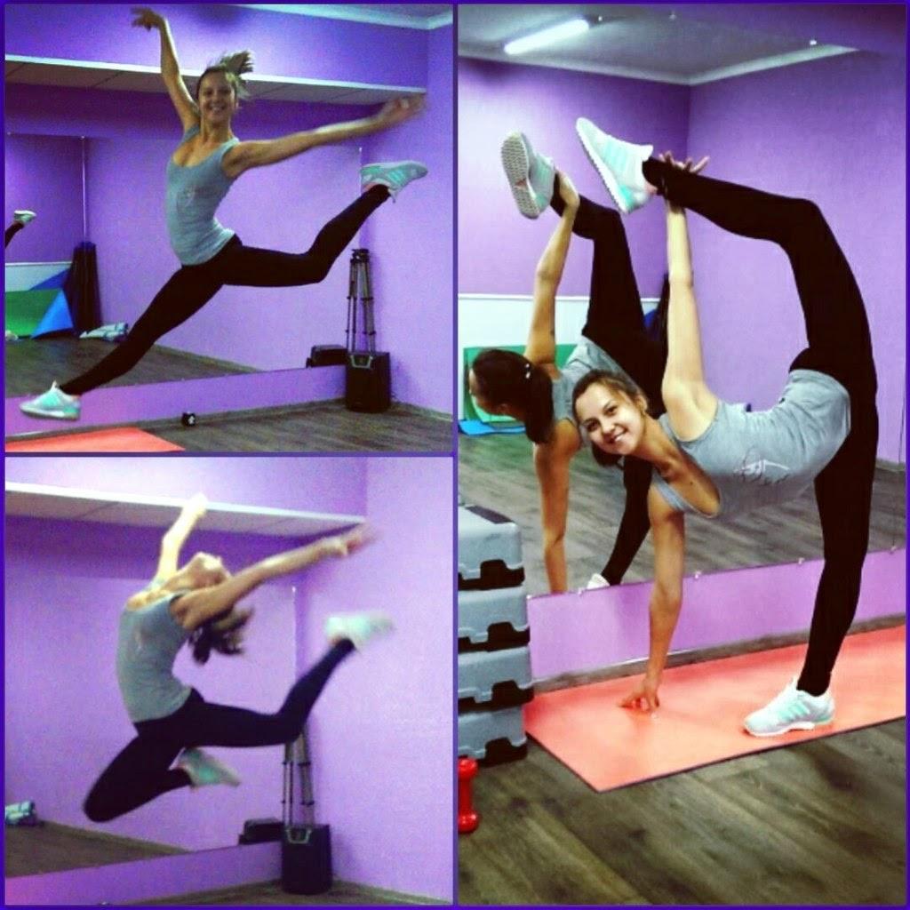 Эротические упражнения на растяжку 8 фотография