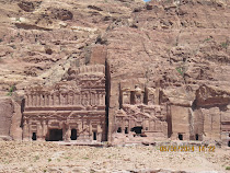 Tomb of Roman Governor of Arabia Sextius Florentinus, Petra, Jordan
