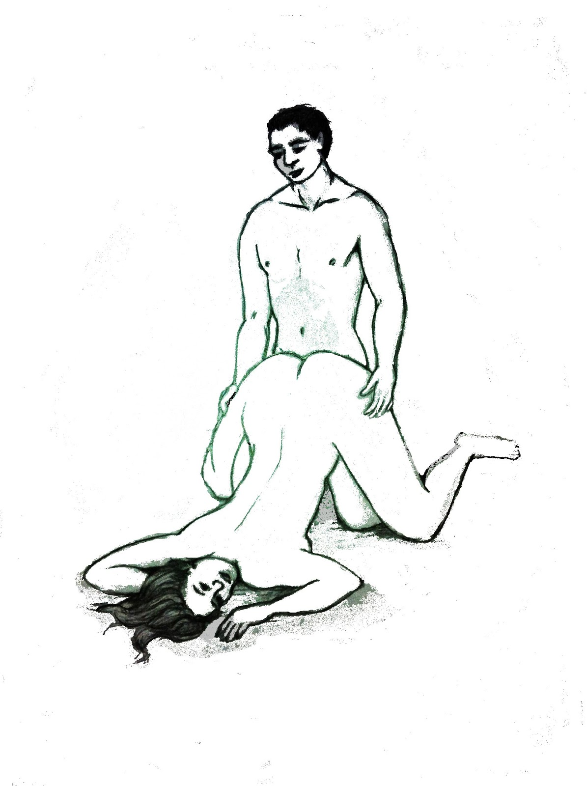 the art of touch: root chakra sex positions