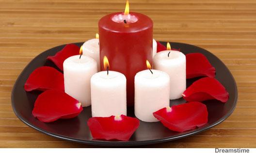 velas aromticas