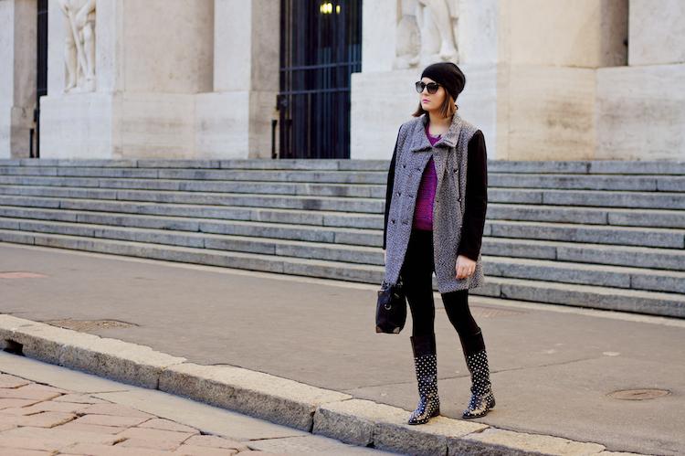 street style milano Irene Buffa