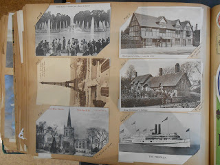 More postcards from Conrad Snow's Membook