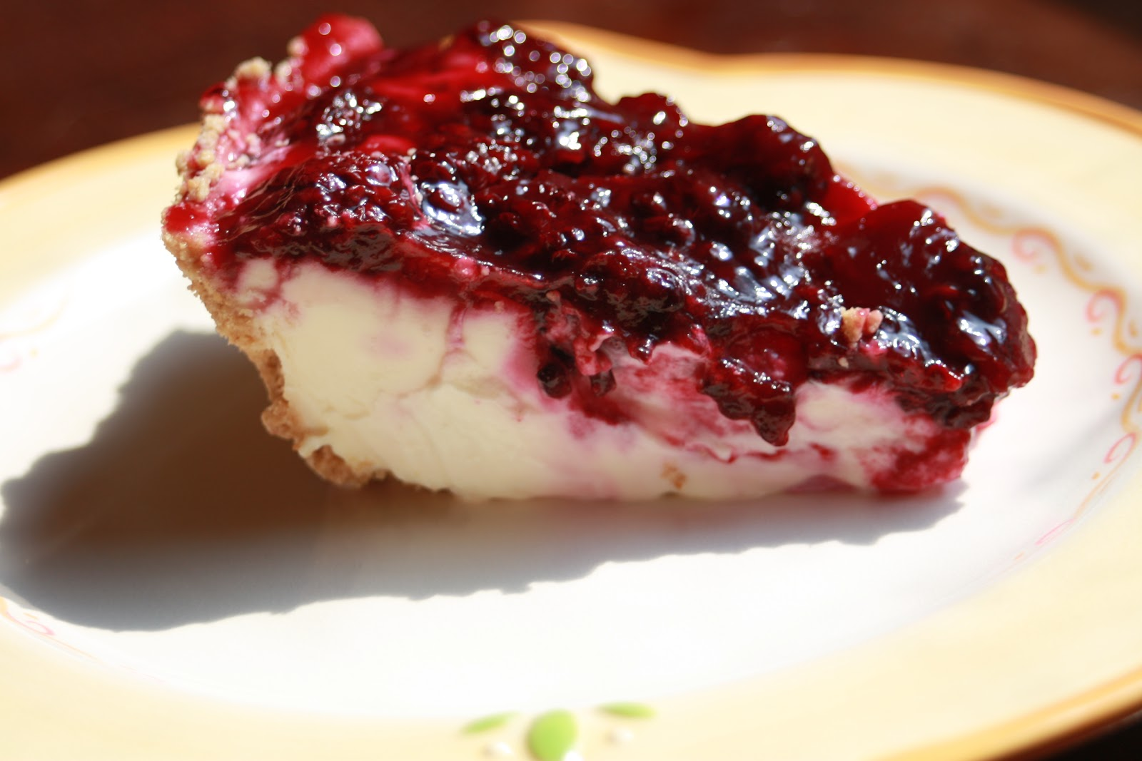 Blackberry Cheesecake Recipes — Dishmaps
