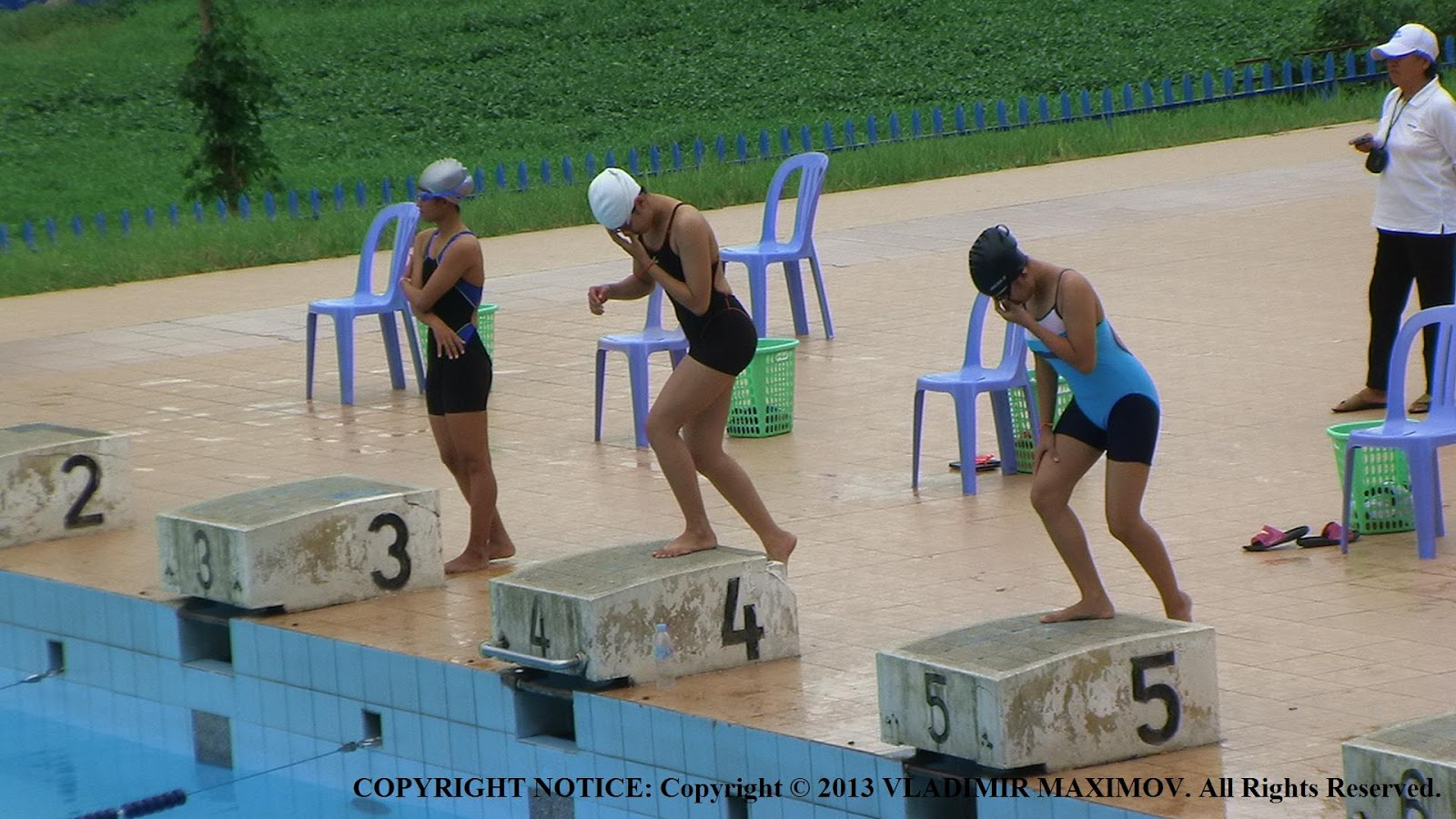 Aquatics Cambodia: Cambodian National Swimming ...