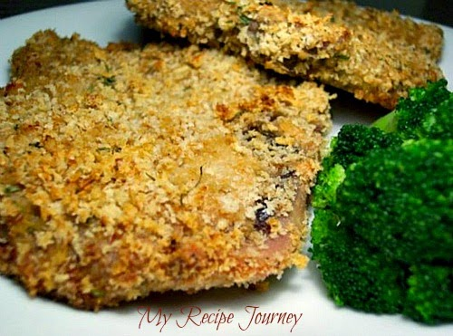 Crunchy Smokey Pork Chops