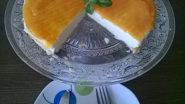 Tarta de queso sin azucar - Tefal multicook pro recetas ...