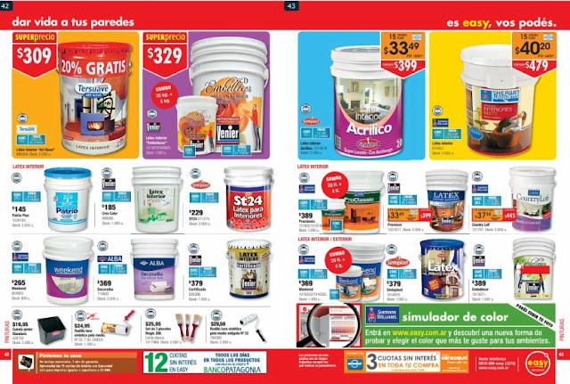 Todo En Vivo Y En Directo Catalogo Easy Diciembre 2012