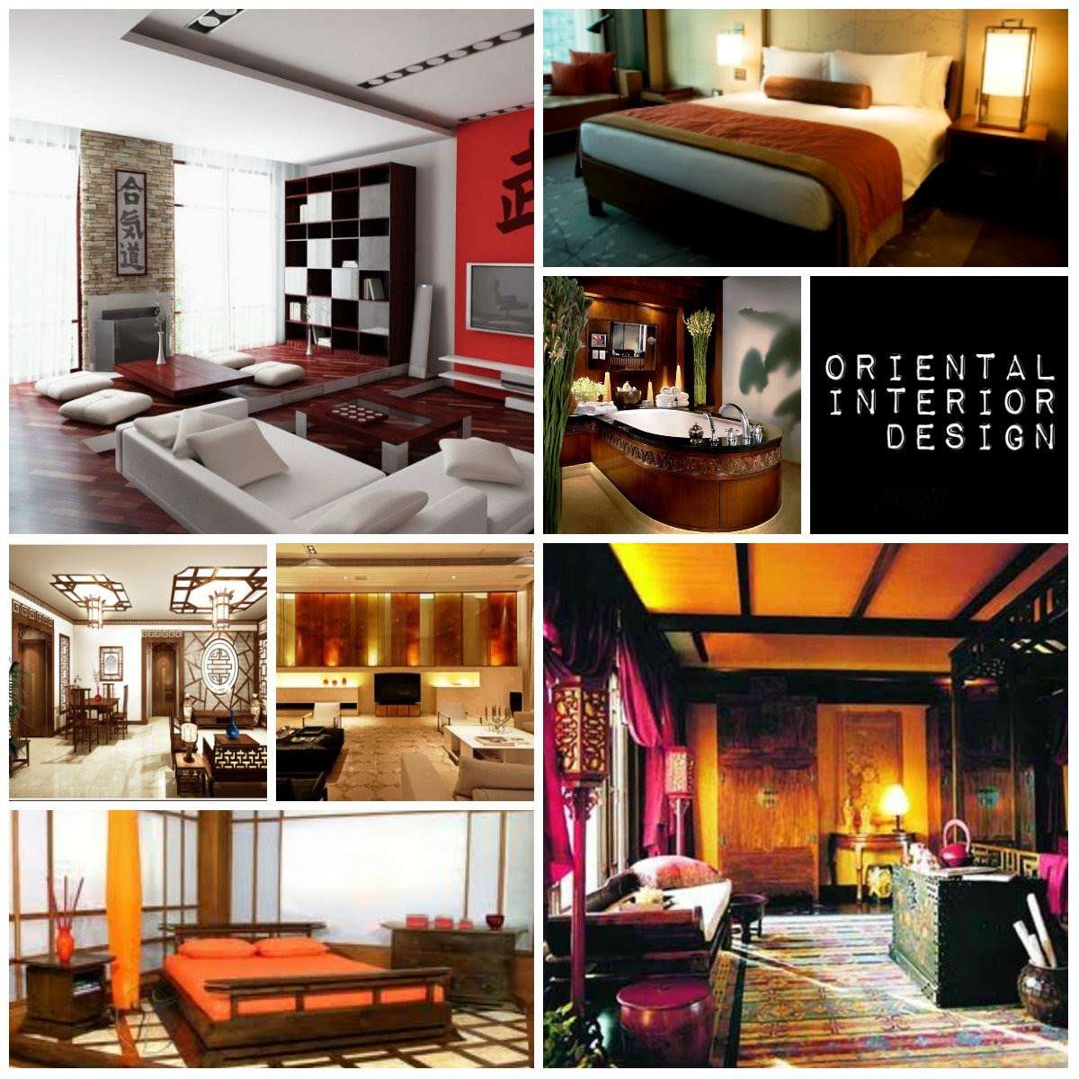 Different interior design styles research the world for Types of interior design