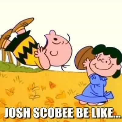 josh scobee be like...