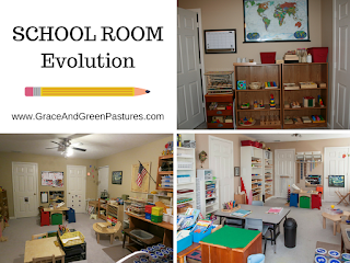 School Room Evolution