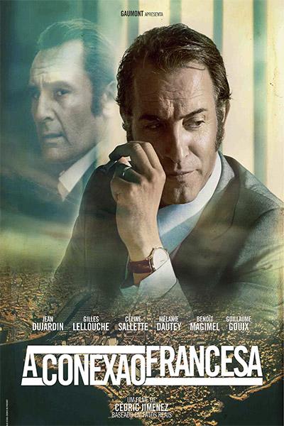 A Conexão Francesa Torrent - BluRay 720p e 1080p Dublado (2016)