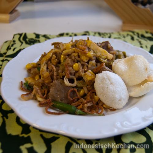 Nasi Goreng Rezept original