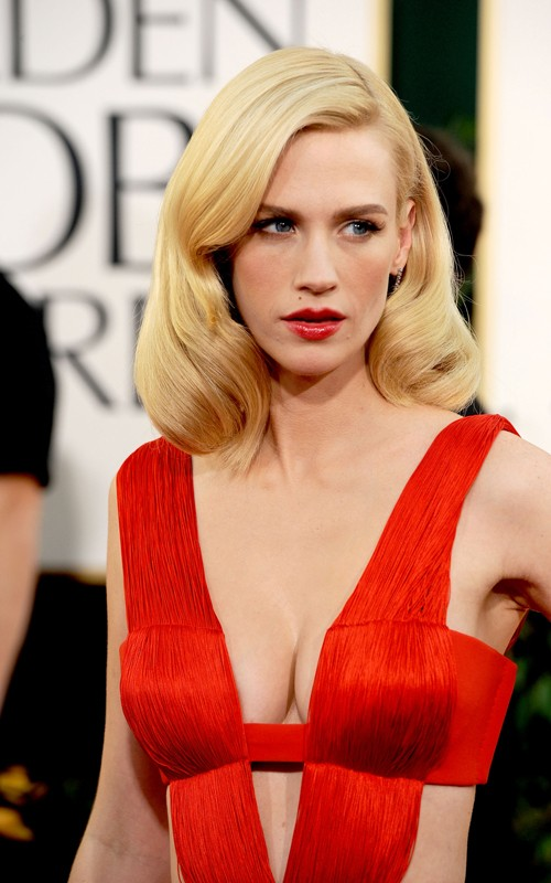 """Mad Men""'s January Jones Is PREGNANT!"