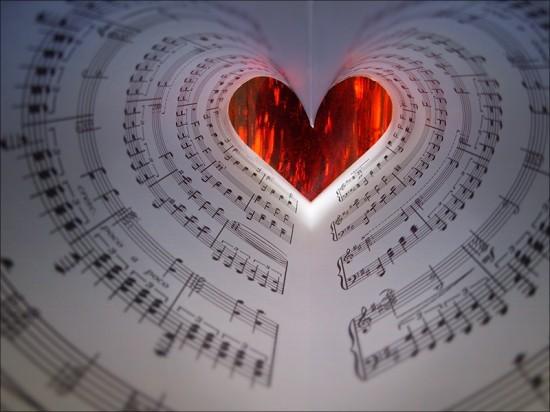 Melodia de amor .
