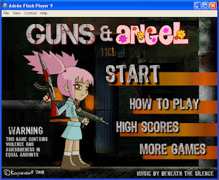 Game PC Keren dan Seru Guns and Angel